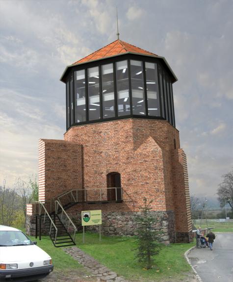 Renowacja XIV-wiecznej Baszty Młyńskiej już w tym roku!