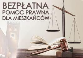 Bezpłatna pomoc prawna i obywatelska