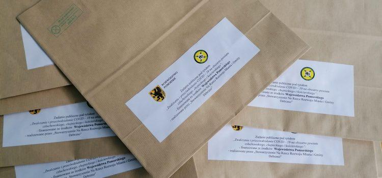 Pakiety wsparcia na rzecz COVID-19