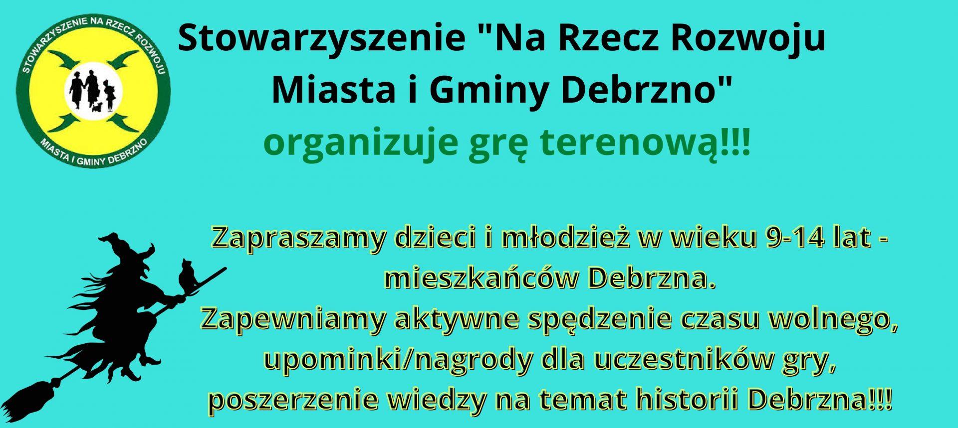 MOBILNA BASZTOWA GRA TERENOWA